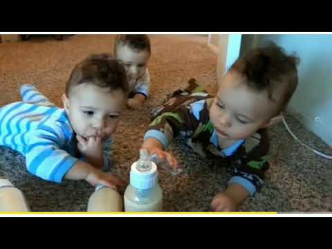 Copy Of When Daddy Stay Alone With Cute Baby Funny Videos