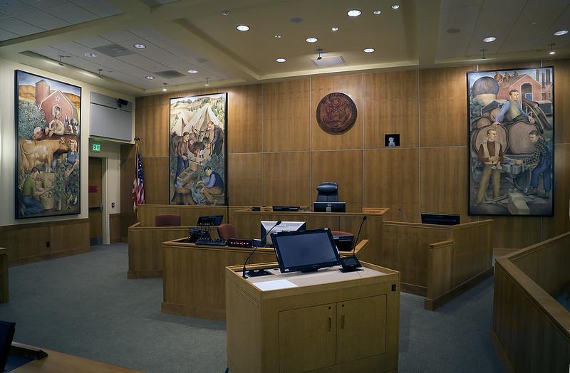 United States District Court in McKinleyville, CA 2015