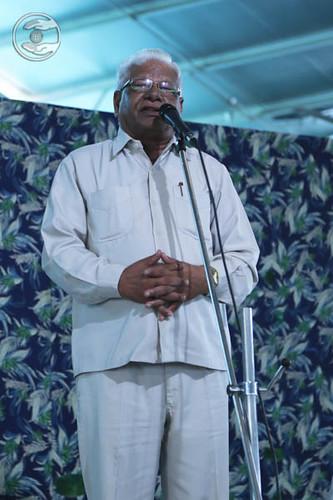 S.L. Garg, from Vasantkunj, Delhi, expresses his views