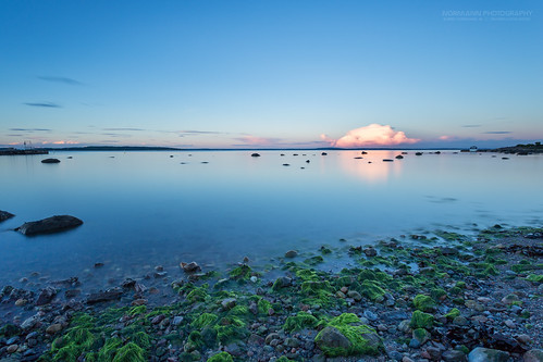 thebigstopper blue bluehour calmwaters green longexposure pink reflections sea seascape theotherside water åsgårdstrand vestfold norway no