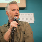 Billy Bragg   Bragg discusses an annotated collection of his best-loved songs with Vic Galloway © Alan McCredie