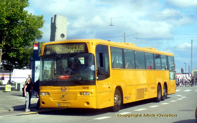 Railway replacement work for 2002 Volvo B12M 9019 AU47337