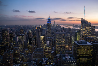 NYC - Skyline | by - Antonello -