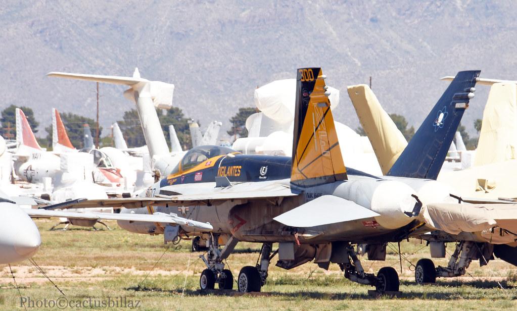 F-18C 164696 VFA-151