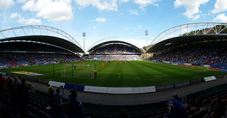 Huddersfield Town v Ipswich Town, John Smiths Stadium, SkyBet Championship, Monday 6th April 2015 | by CDay86
