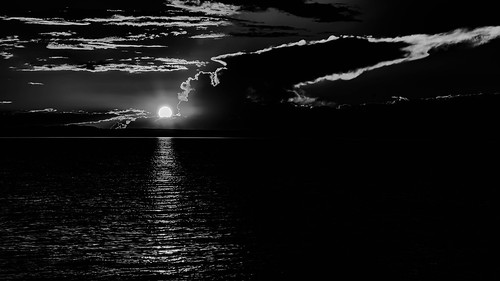 beaverisland sunset