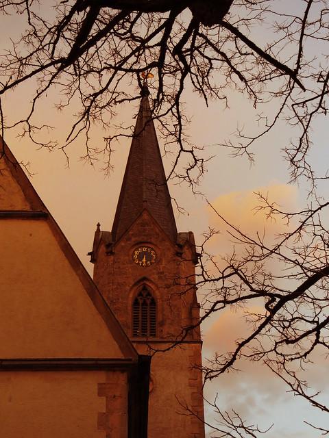 Lustnau Kirche Lustnauer Church