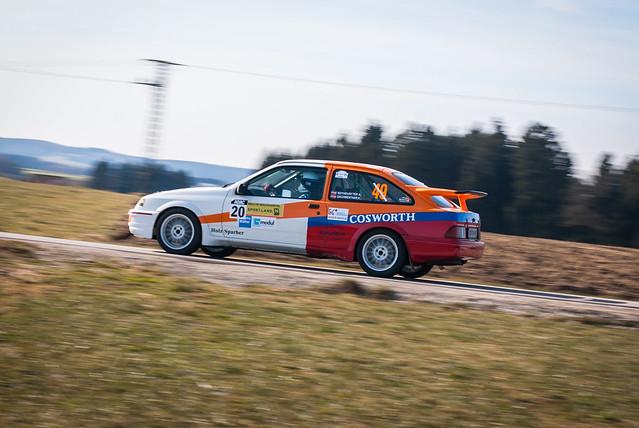 Ford Sierra Cosworth - Nothdurfter / Schwaiger