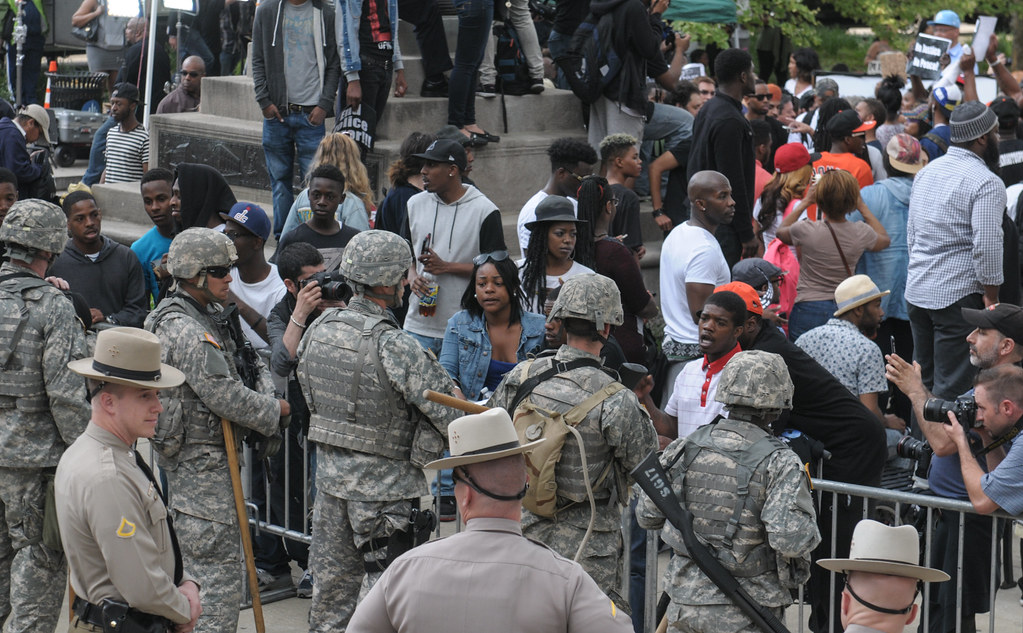 Operation Baltimore Rally