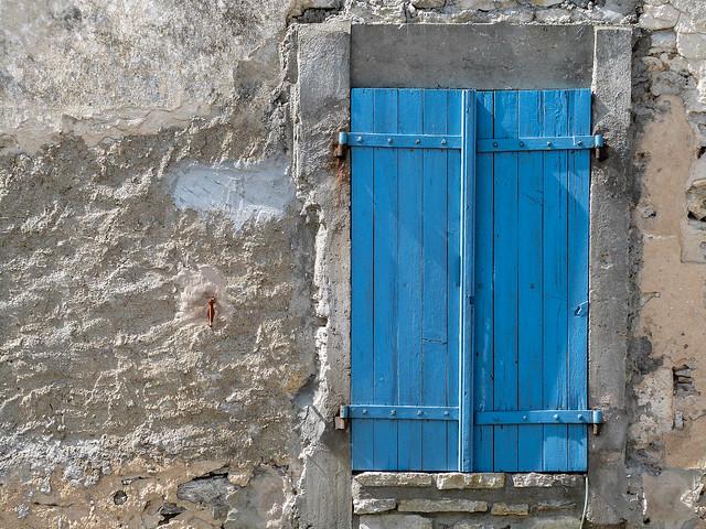 Volets bleus - Saint georges d'oléron
