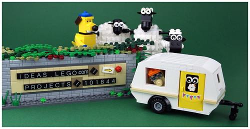 Shaun the Sheep on LEGO ideas