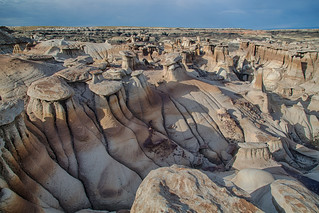March #conservationlands15 Social Media Takeover:  Visit New Mexico Wilderness for a Step back in Time at Bisti-De-Na-ZinWilderness and Ah-Shi-Sle-Pah Wilderness Study Area | by mypubliclands