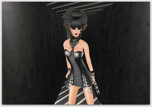 Asian Future Half   Junko Koshino (fr)   by Hidden Gems in Second Life (Interior Designer)