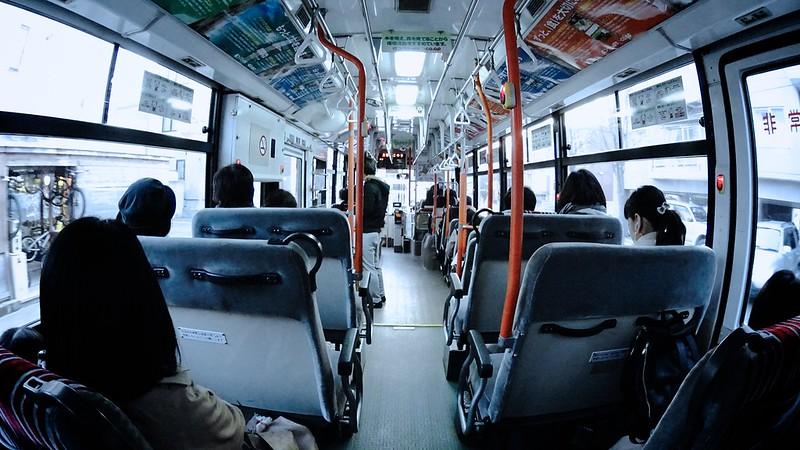 Public transport.