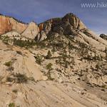 Slickrock on West Rim Trail