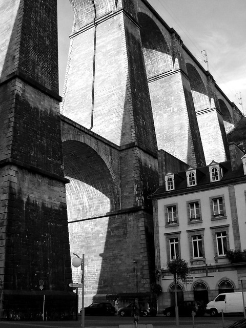 Pont an hent-houarn, Montroulez (ii)