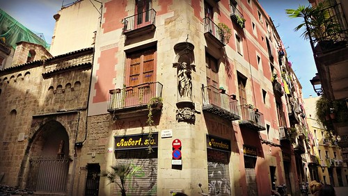 Barcelona Old Town 013