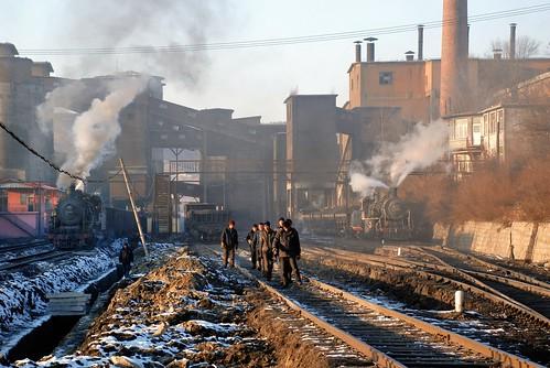 china sy jixi chengzihe coalrailway beichangwashery