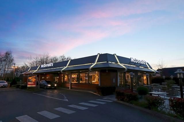 McDonald's Seclin (France)