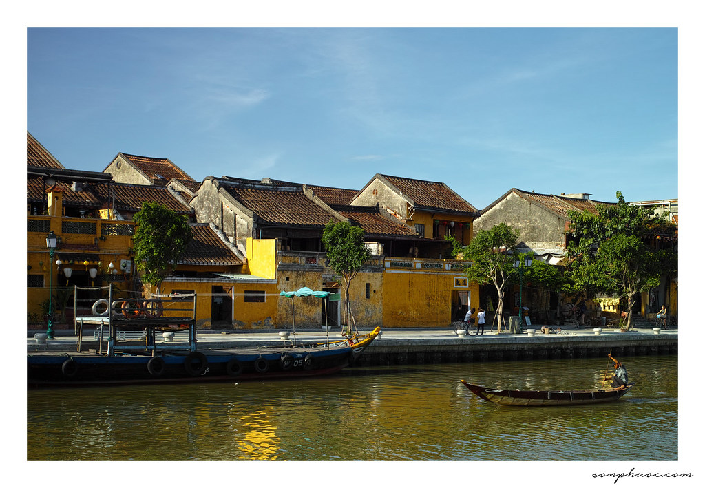 View of Faifo (Hoi An)