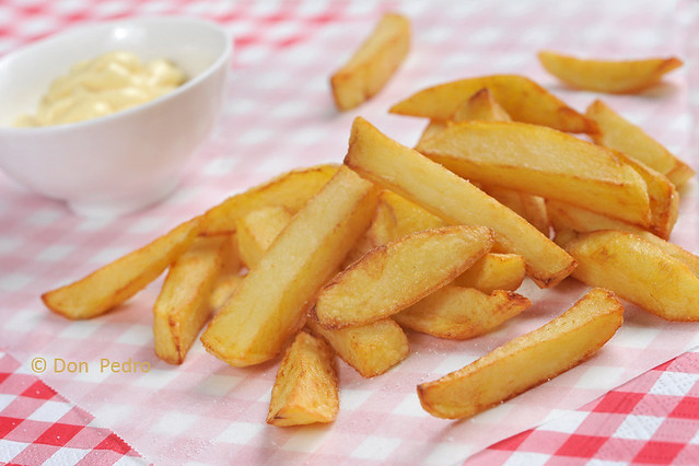 Handgesneden frites