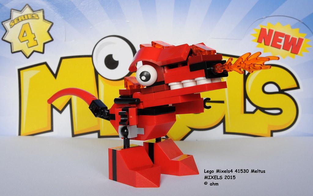 Sonstige LEGO Mixels 41530 Meltus