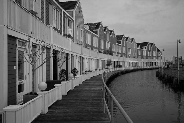 Houses at the rietplas (Explored)
