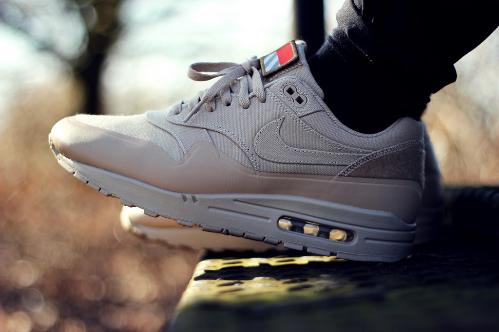 size 40 653f6 a8f77 ... Nike Air Max 1 SP Patch Sand   by ymor80