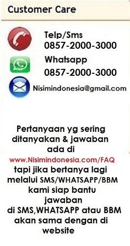 customer service 085720003000