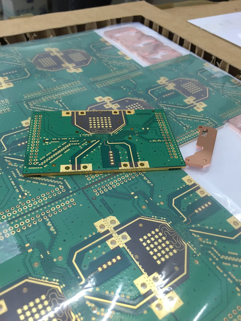 Automotive 76GHz mm-Wave RADAR RF Test Boards | RADAR Automo… | Flickr