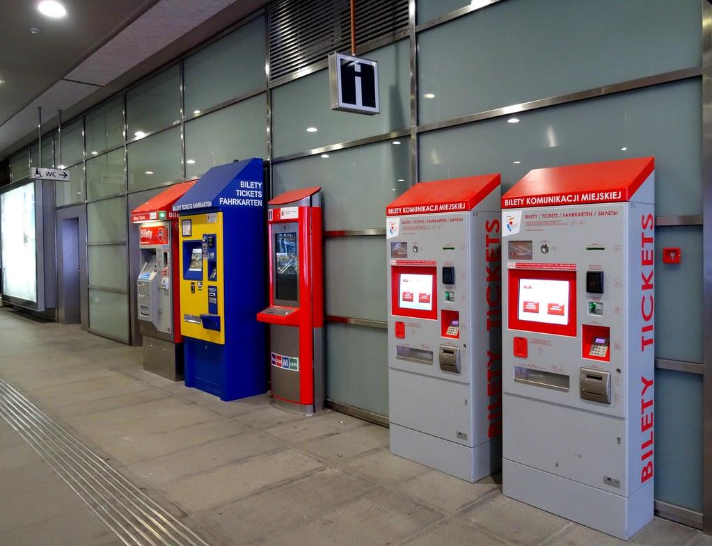 Warszawa - Metro - Świętokrzyska