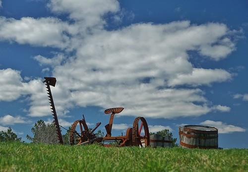 nc rust bluesky chapelhill farmequipment cloouds tamron2875 orangecouny sonya99 rigmorhouse