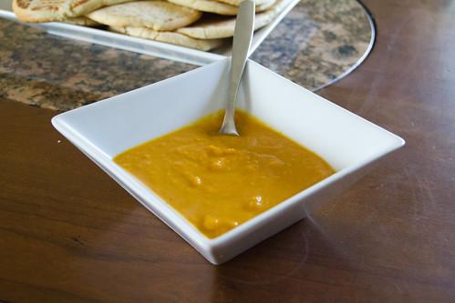 Curry Butternut Squash Soup   by jshontz