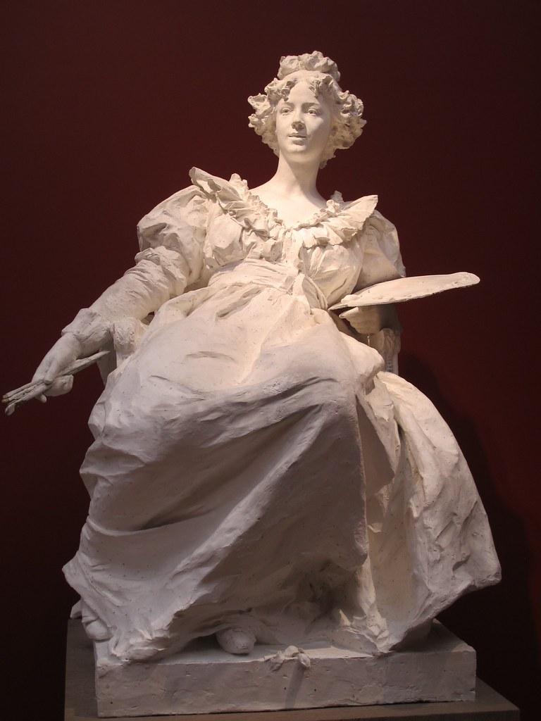 Elisabeth Vigée-Lebrun (1897), Georges-Ernest Saulo - Musé… | Flickr