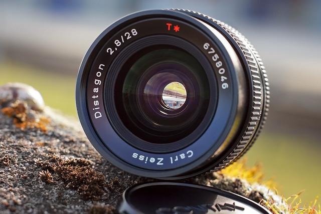 Carl Zeiss Distagon 28mm ƒ/2.8 T✮
