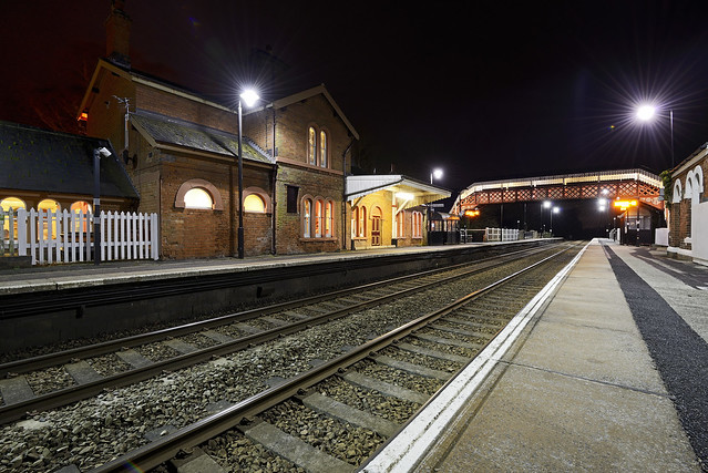 The Station, Codsall, Wolverhampton 28/02/2015