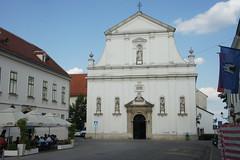 Zagreb: Crkva sv. Katarine