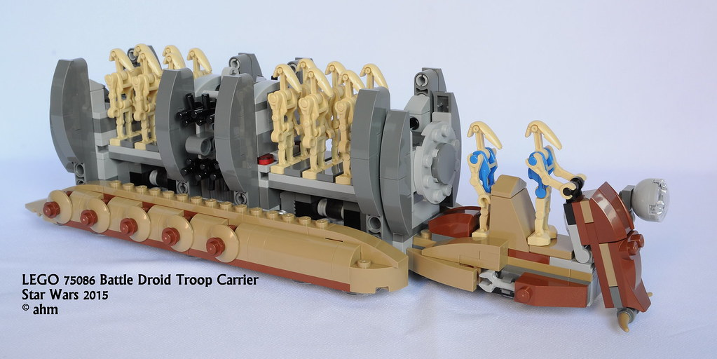 Star Wars LEGO 75086 Battle Droid Troop Carrier | Star Wars