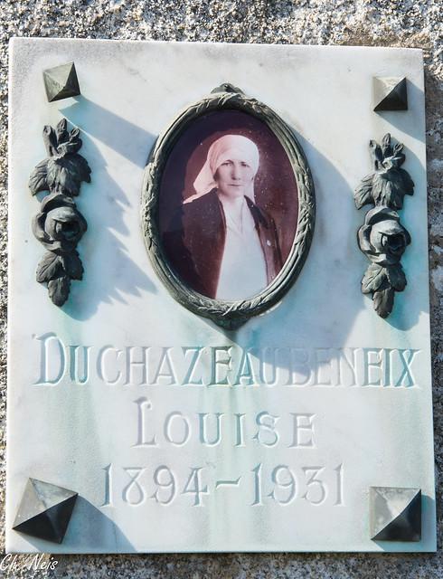 DUCHAZEAUBENEIX Louise