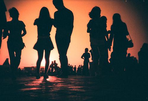 travel sunset shadow people sun sunlight film silhouette youth contrast analog vintage hongkong holga lomo lomography asia shadows grain hipster lofi retro figure indie analogue grainy vignette contrejour holga135bc lomographyredscale lomoredscale lomographyredscalexr50200