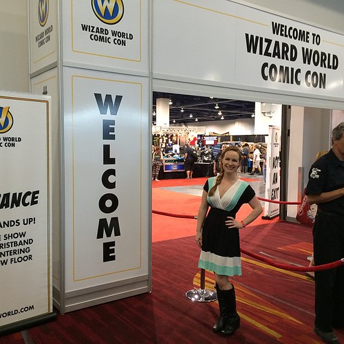 Appearing for #WizardWorld #ComicCon in Las Vegas this weekend!   by Genese Davis