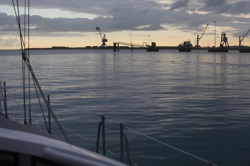 Cherbourg (FR) -> Portsmouth (UK)
