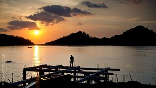Aceh Sunset