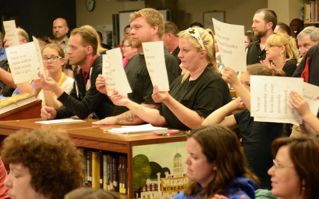Fulton parents confront school board about controversial survey