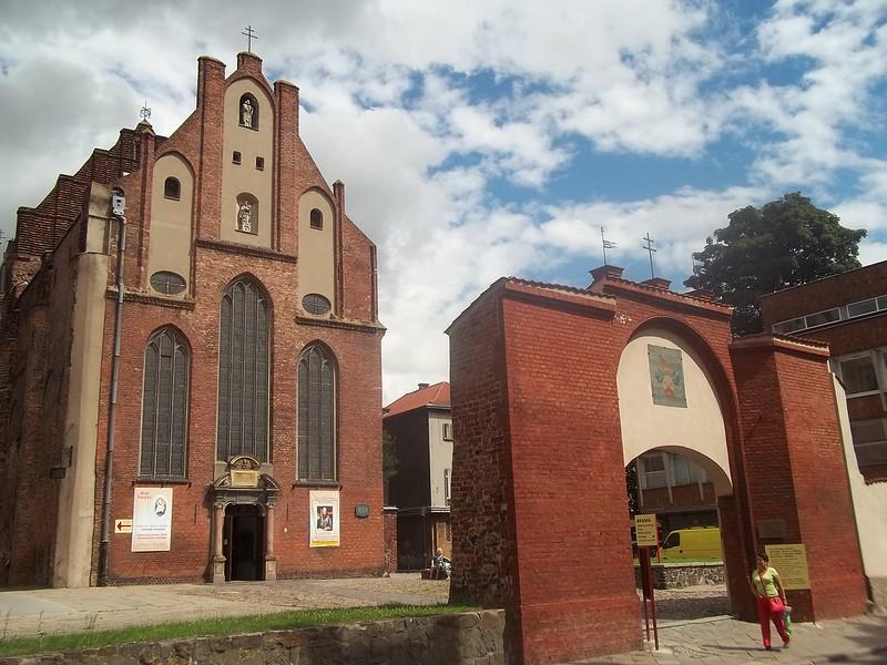 Kościół Świętego Józefa - Święta Brama - Gdańsk - Poland