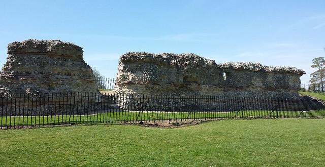 St. Albans Roman Wall