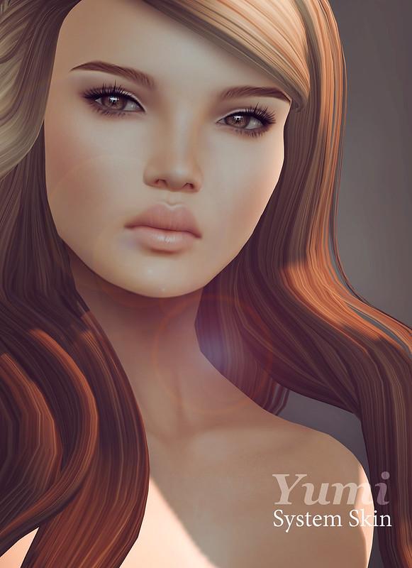 Yumi skin - Kustom9