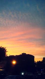sunset Cleveland Park