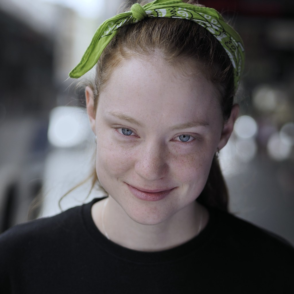 Stranger #250 - Ruth