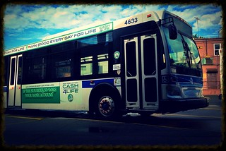 Q8:  Orion VII NG- MTA/NYCT Bus #4633 - Jamaica Center Bus Terminal, Jamaica, New York. | by Esoteric_Desi